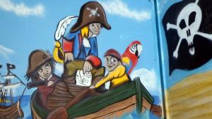 Piraten-Lounge
