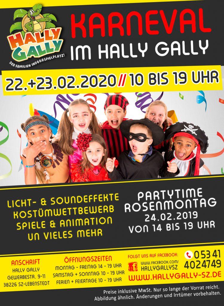 Hally-Gally—KArneval-2020